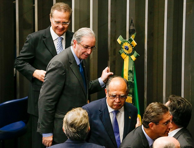 Political foes such as Eduardo Cunha have made Rousseff's life a misery