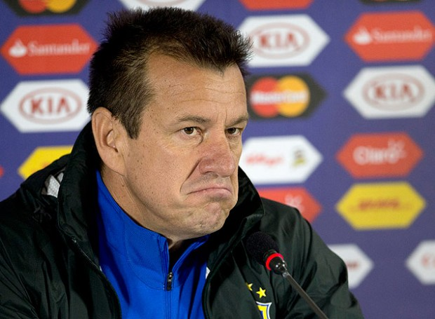 Brazil's form under truculent coach Dunga has been poor